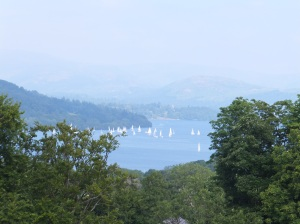 Windermere from the Dales Way