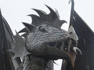 Harlech Dragon