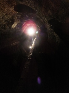 Chirk tunnel
