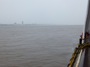 The Ferry Across the Mersey