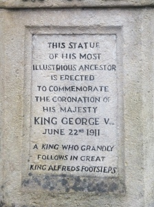 Alfred monument, Pewsey