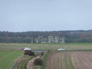 Stonehenge and Highway
