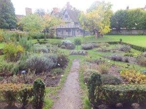 New Place garden